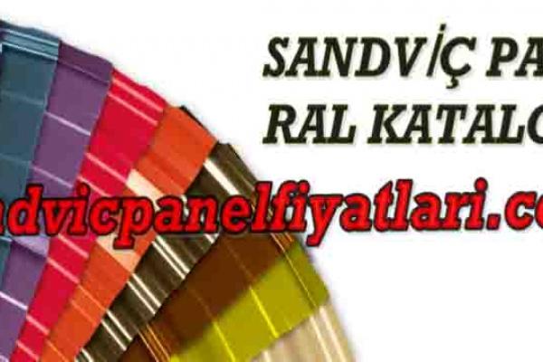 sandvicpanel_ral